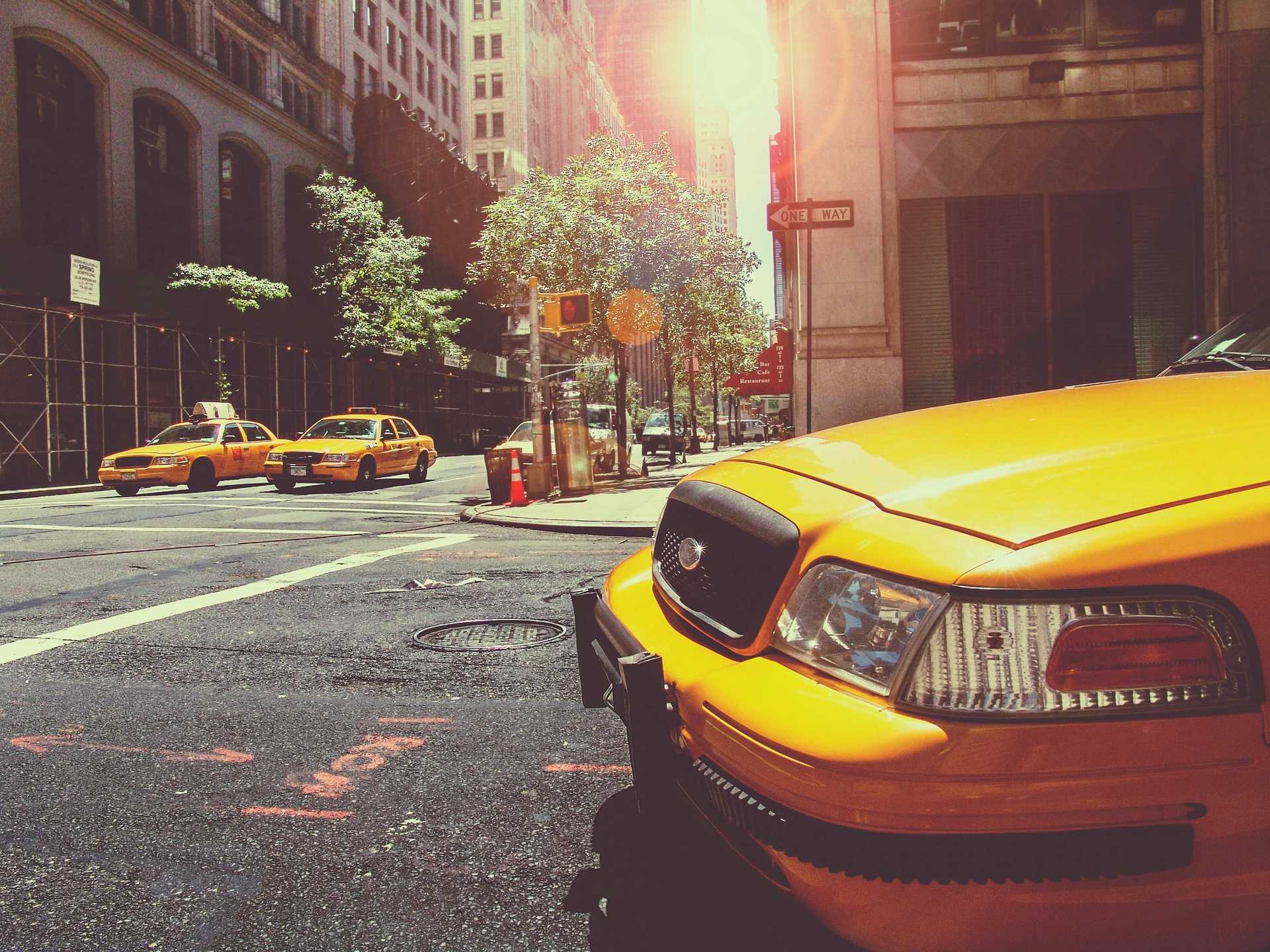 Yellow Taxi Revere